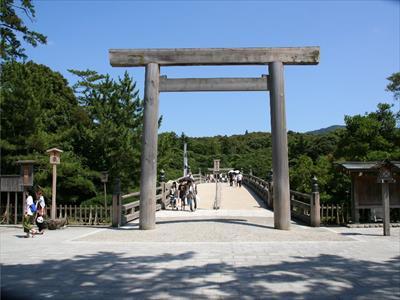 復縁で有名な神社!伊勢神宮